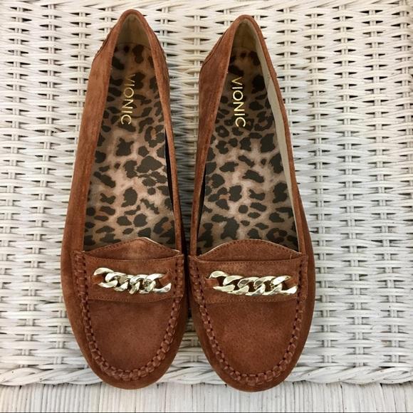 Vionic Shoes | Mesa Comfort Flatloafer